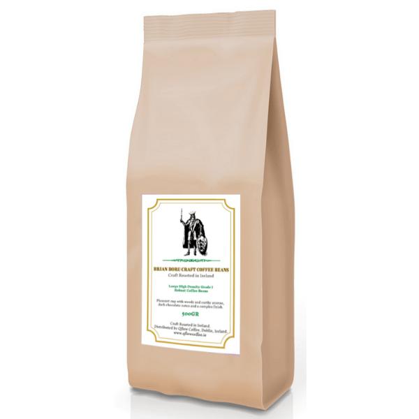 Brian Boru Coffee Bag Website