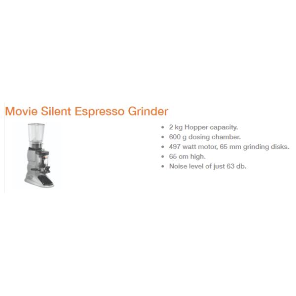 Cunill Movie Espresso Silent Grinder Cat2 Pic