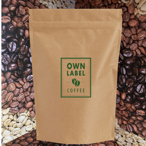 Own Label Coffee bag