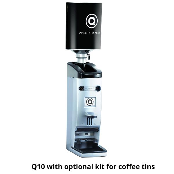 Q10 Series Grinder Cat