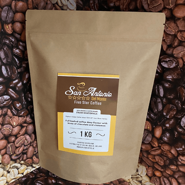 San Antonio Coffee Bag Web