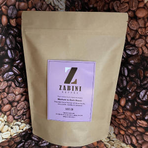 Zabini Coffee Bag Web