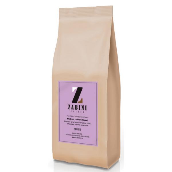 Zabini Coffee Bag Website