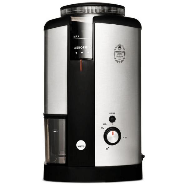 Wilfa Coffee Grinder Silver